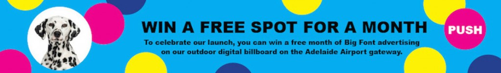Free spot banner ad